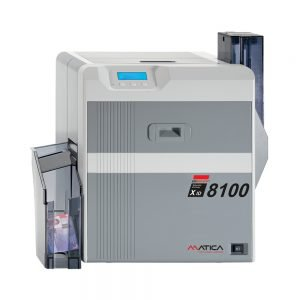 Matica XID 8100 ID Card Printer UK