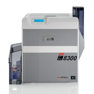 Matica XID 8300 ID Card Printer UK approved distributor