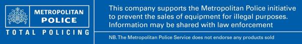 Essentra Security supports Metrolpolitan Police initiative