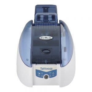 Evolis Tattoo Rewrite Security Card Printer
