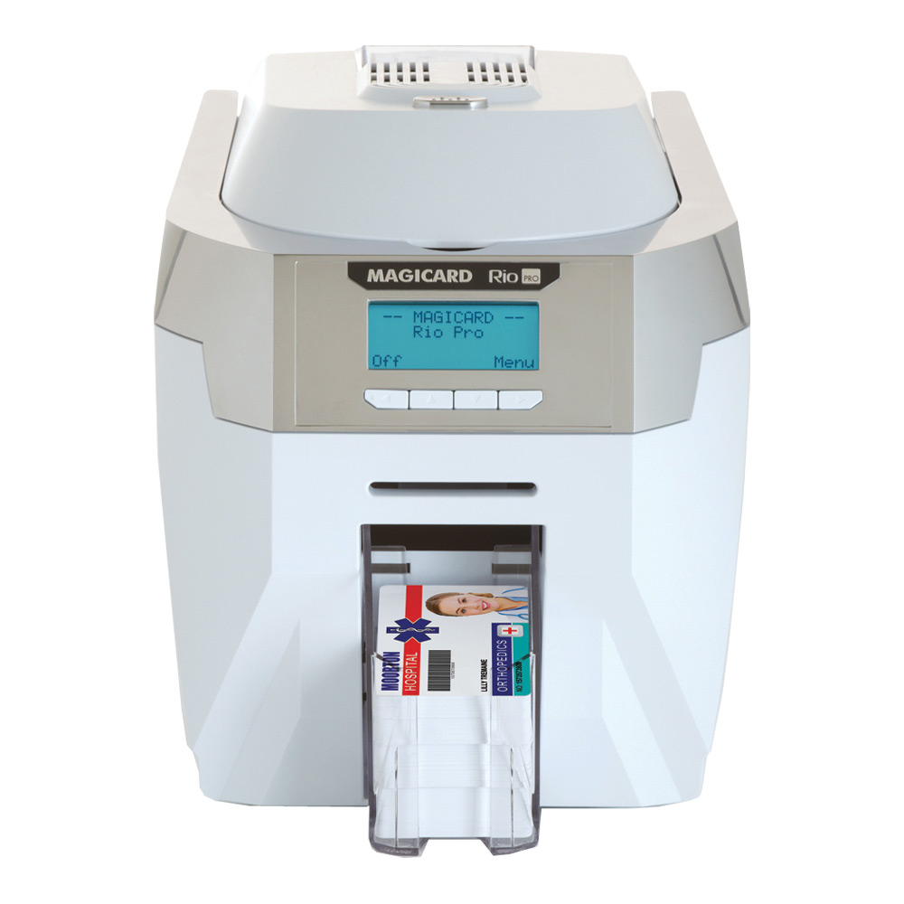 Javelin card printer