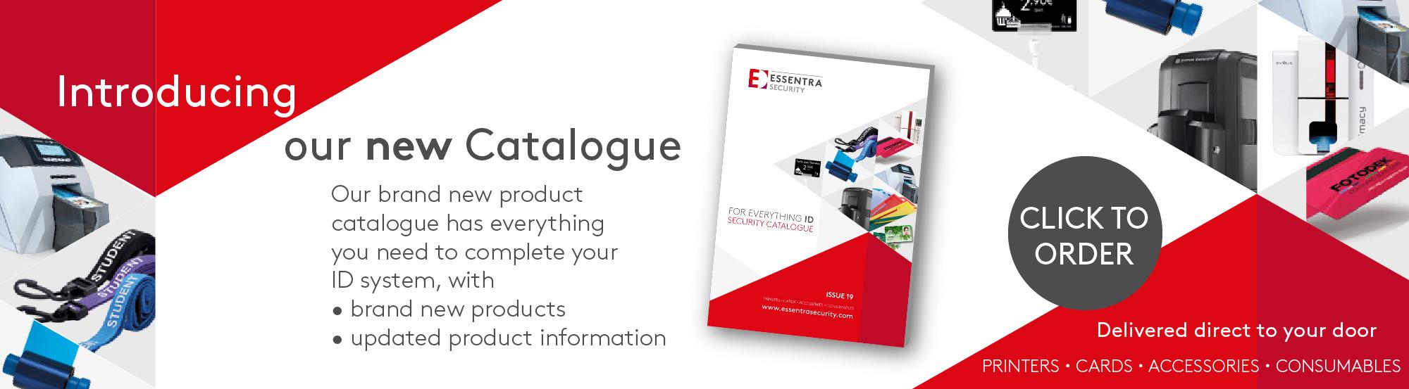 Essentra security catalogue banner