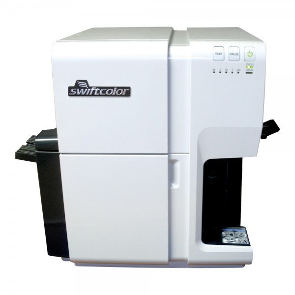SwiftColor SCC-2000D ID Card Printer