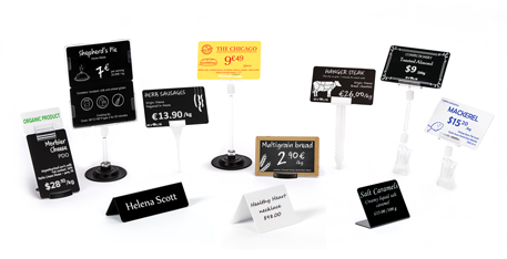 Edikio Price Tag Labelling Solution | Evolis Printer