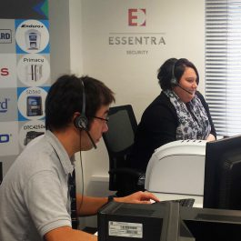 Essentra Security provides support for all customers.