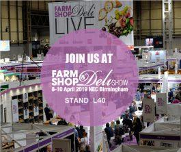 Farm Shop & Deli Show Edikio Price Tag Labelling Printer Essentra Security