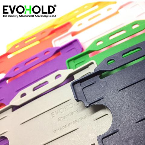 Biodegradable Double Sided EVOHOLD Badge Holder