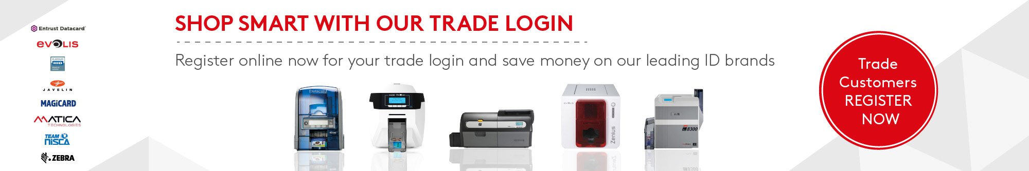 trade login banner essentra security