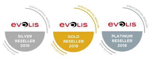 Evolis Red Program Tiers - Essentra Security